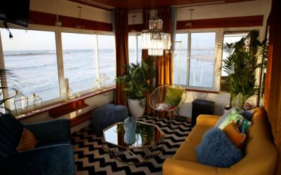 Want good sea views? Stay in a luxury lifeguard tower