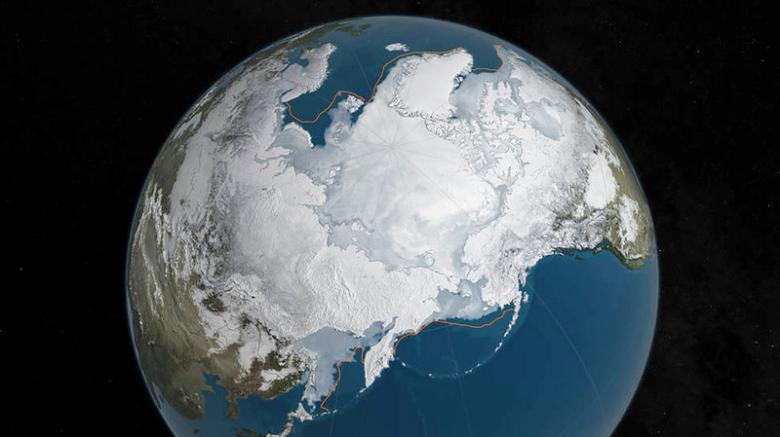 Arctic ice loss driven by natural swings: study