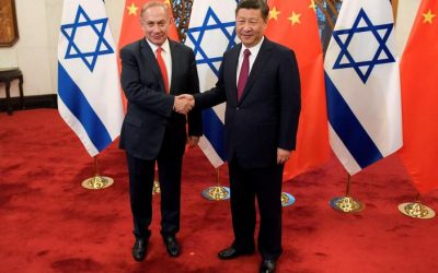 China's Xi tells Israel that peaceful Middle East good for all