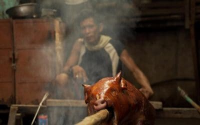 Peace, love and 'Barbecue,' a global film ode to grilled meat