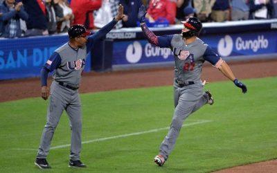 Baseball: U.S. win eliminates Dominican Republic from Classic