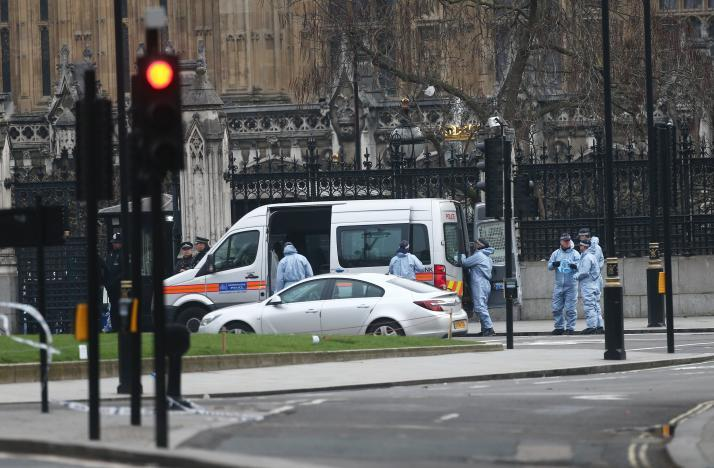 UK parliament attacker British-born, had been investigated over extremism concerns