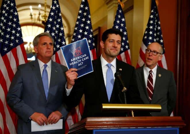House panels to launch fight in Congress over Obamacare replacement