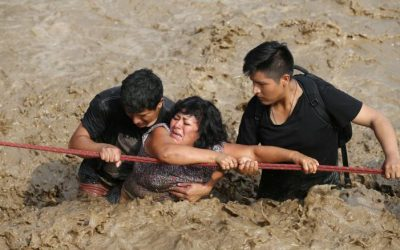 Abnormal El Nino in Peru unleashes deadly downpours; more flooding seen