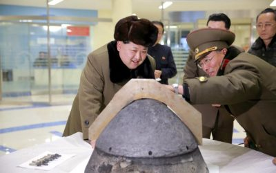 Trump administration weighing broad sanctions on North Korea – U.S. official