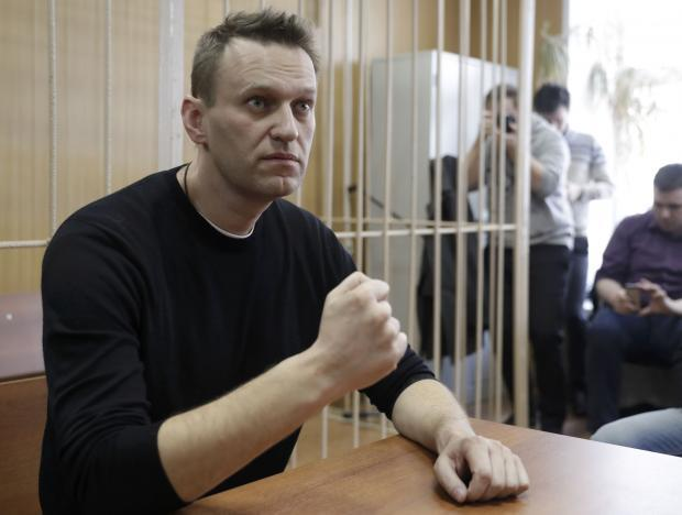 Putin critic Navalny jailed after protests across Russia