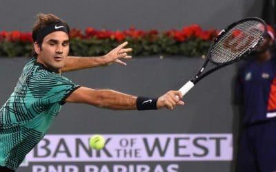 Federer, Nadal stay on course for desert showdown