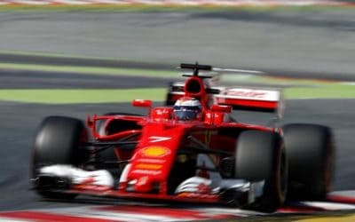 Ferrari's Raikkonen faster than ever on final test day