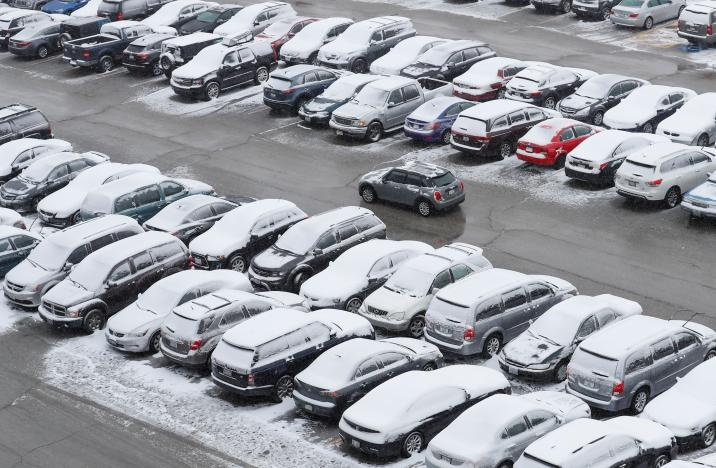 Blizzard blows into northeast U.S.; flights canceled, schools shut