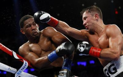 Boxing: Golovkin edges Jacobs by decision to defend titles