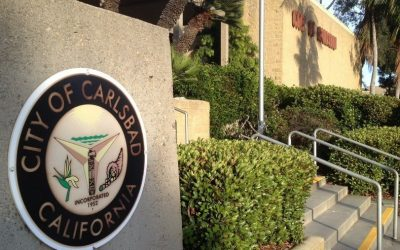 North County Carlsbad, California to photograph every car entering city
