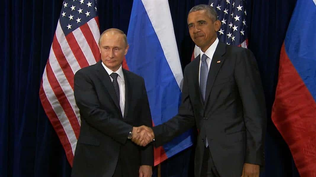 Democrats Now Demonize the Same Russia Policies that Obama Long Championed
