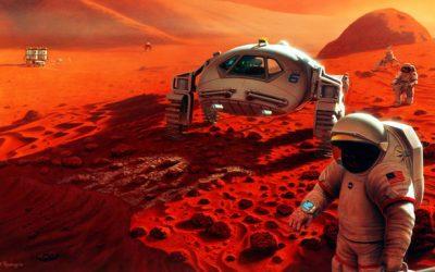 Trump Signs Bill for NASA Funding, Mars Exploration