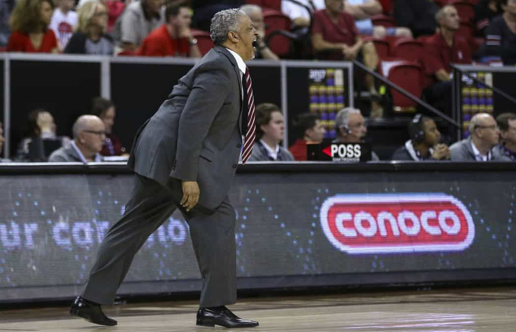 With nightmare finally over, UNLV's future is squarely on Marvin Menzies
