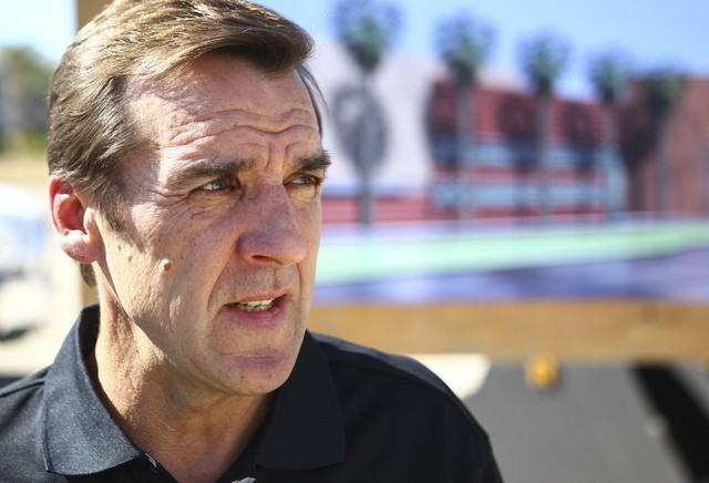 Golden Knights GM George McPhee answers fans' questions