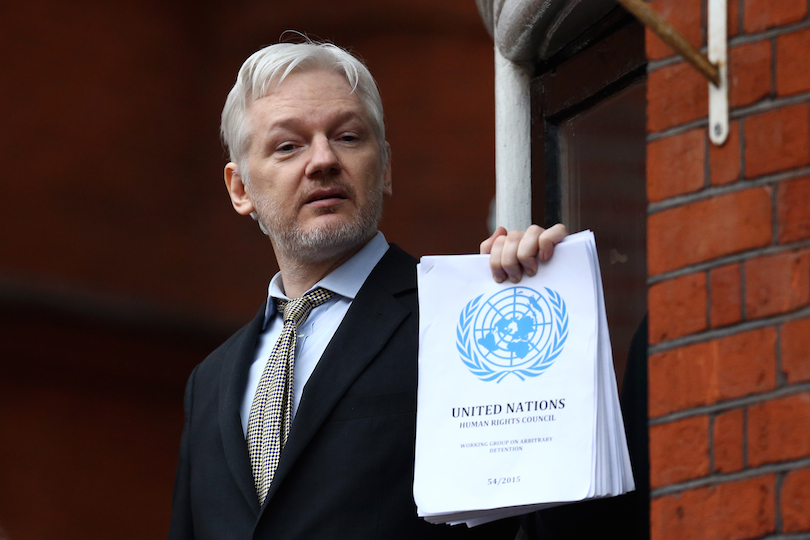 Sources: US prepares charges to seek arrest of WikiLeaks' Julian Assange
