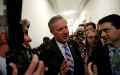 House Freedom Caucus says it is prepared to support revised healthcare plan.