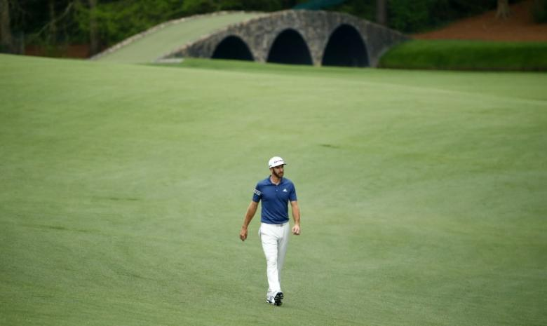 Confident Johnson not getting complacent ahead of Masters