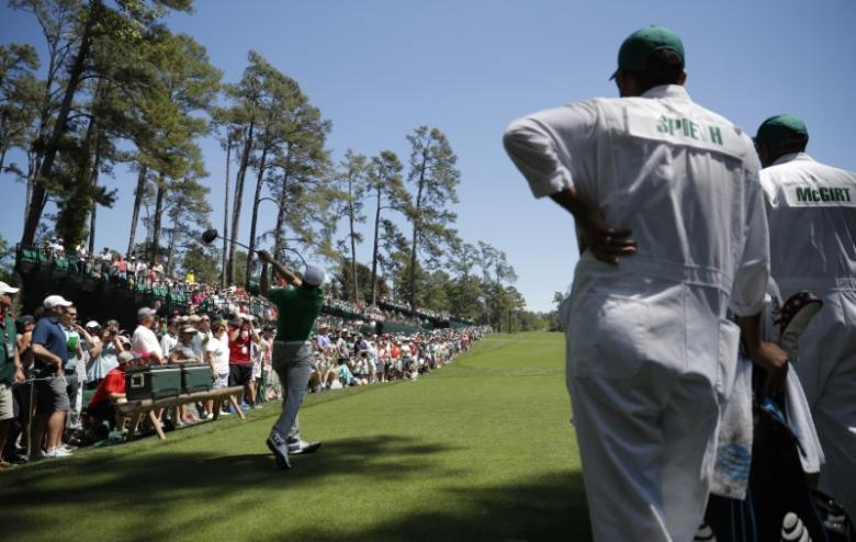 Spieth makes easy work of return to scene of Masters collapse