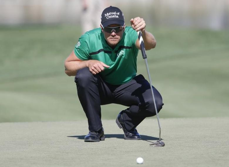 Golf: With major monkey off back, Stenson eyes Masters improvement