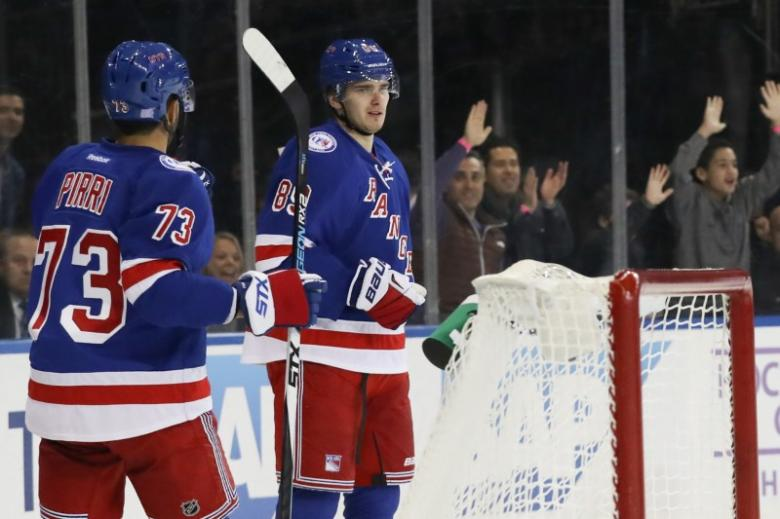 NHL Highlights: Rangers clinch at least wild card, Flyers eliminated
