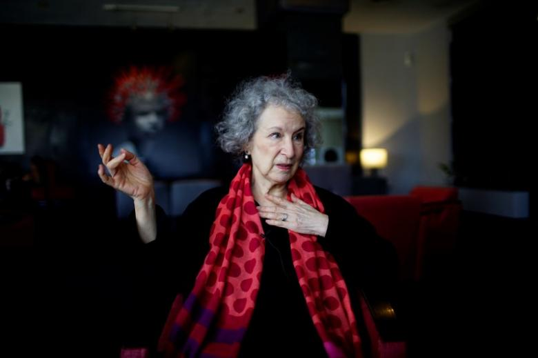 Once preposterous, now immediate; Margaret Atwood on 'Handmaid's Tale'