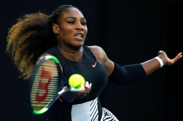 Tennis star Serena Williams suggests she is pregnant in Snapchat post