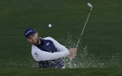 Golf: South African Grace leads Texas Open