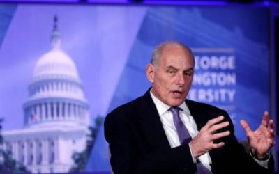 Homeland Security not targeting Dreamers: Kelly
