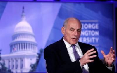 Homeland Security not targeting Dreamers: Kelly