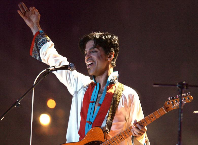New Prince music release blocked by U.S. court