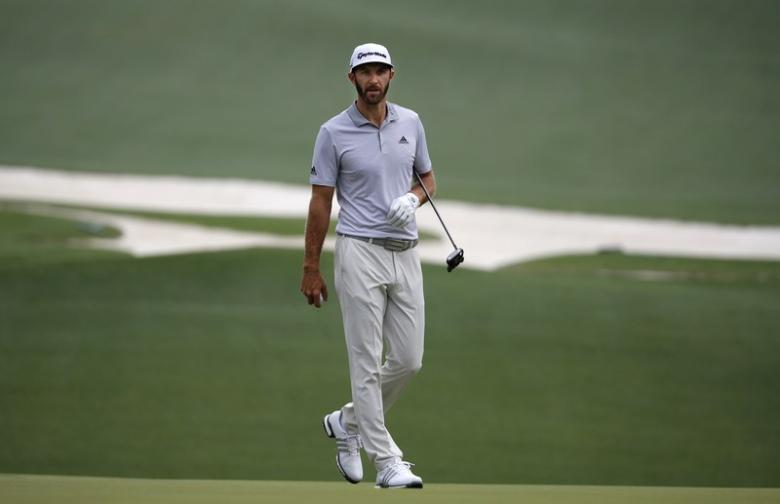 Masters under way as Augusta waits on Johnson's fitness