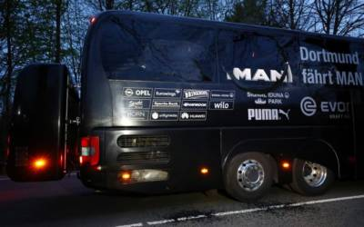 Islamist arrested following soccer bus attack; was IS member in Iraq, says German prosecutor
