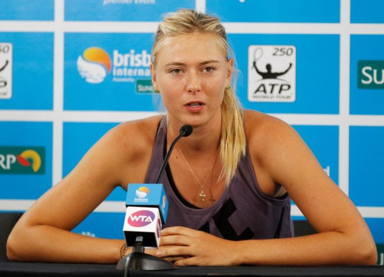 Sharapova blames ITF for failing to warn her on banned substance