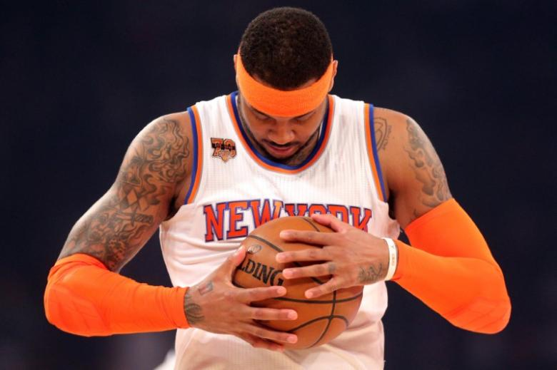 Knicks and Anthony better off apart: club president Jackson