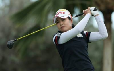 Jang holds 3-stroke lead at Lotte