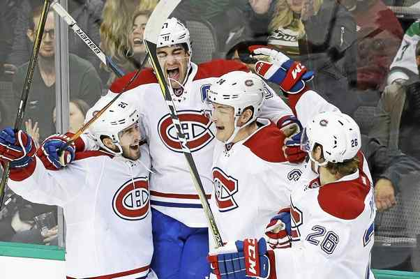 NHL Highlights: Canadiens' OT win evens series