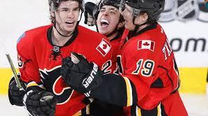 NHL Highlights: Flames jolt Sharks, clinch playoff berth