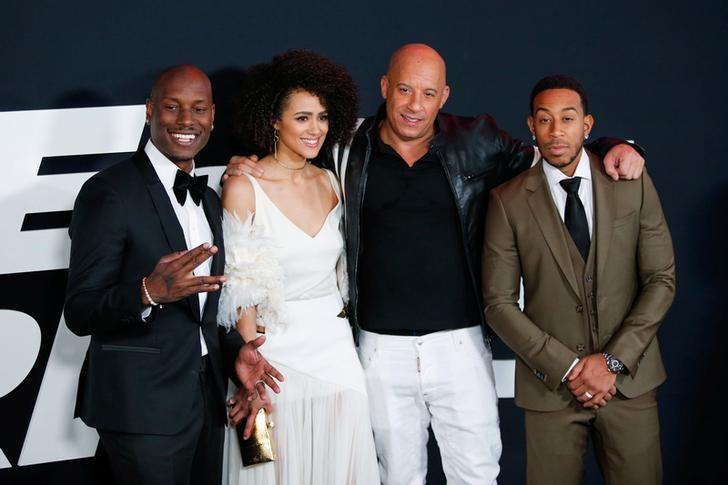 'Fate of the Furious' Debuts to Hefty $100.2 Million