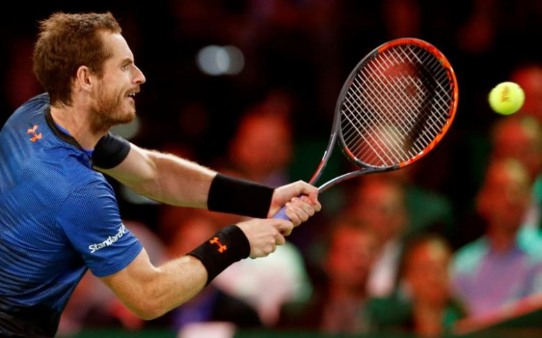 Fit-again Murray eyes first Monte Carlo final