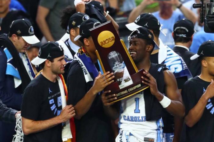 Late run lifts North Carolina to NCAA title