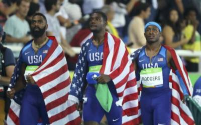 New U.S. relays coach has big task – finding gold