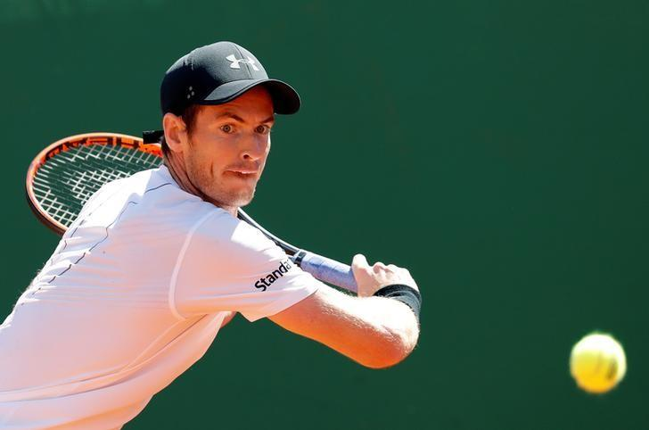 Murray denies top ranking pressure after Monte Carlo exit