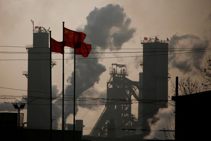 Trump targets cheap Chinese steel in probe, rallying U.S. steel stocks