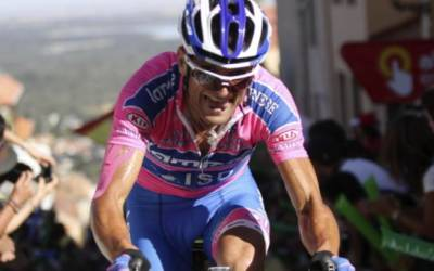 Scarponi killed in road accident while training