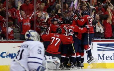 Williams' overtime goal gives Capitals 3-2 series lead