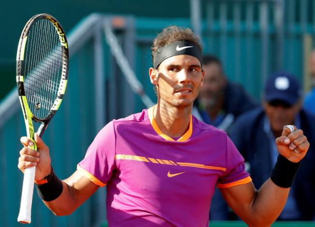 Nadal reaches Monte Carlo final after controversial umpire call