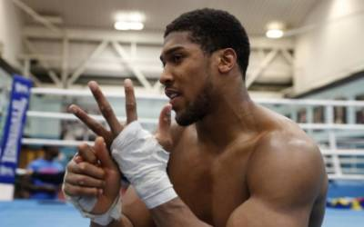 Boxing: Well-trained Joshua ready to shine against Klitschko