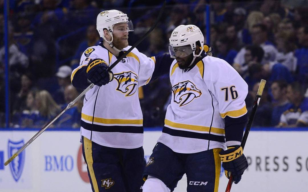 NHL Highlights: Predators remain undefeated in postseason
