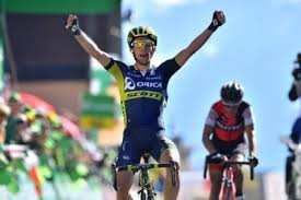 Cycling: Yates sprints to stage win and Tour of Romandie lead